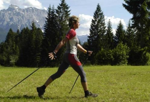 Aumenta tu salud a través de la Marcha Nórdica